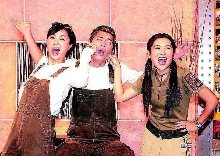 王麗玲(左)、曾國城(中)、姚黛瑋。圖/聯合報系資料照