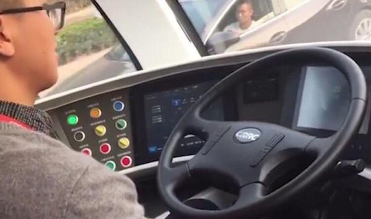 全球首列智軌列車湖南試運,無人駕駛 高淑芬