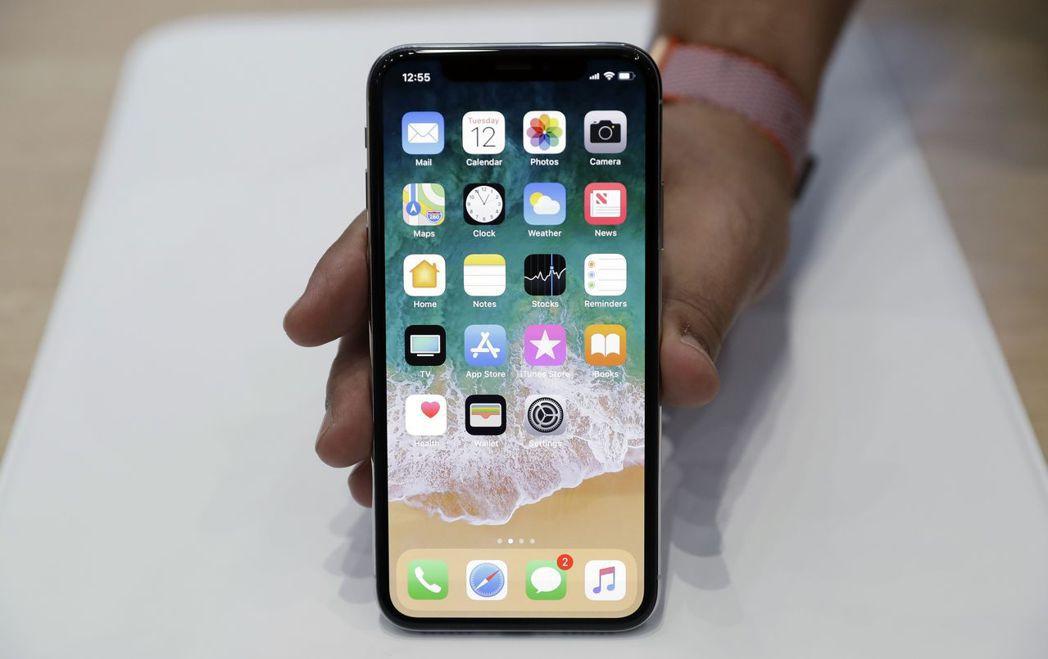 券商調查發現真正想買iPhone X的熱情有餘,但欲望不足。(美聯社)