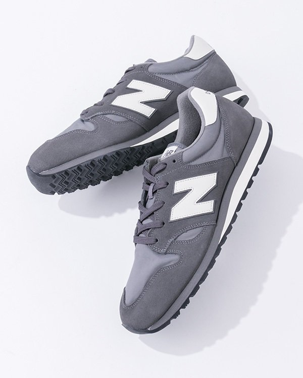 URBAN RESEARCH X NEW BALANCE U520聯名鞋款。圖/...