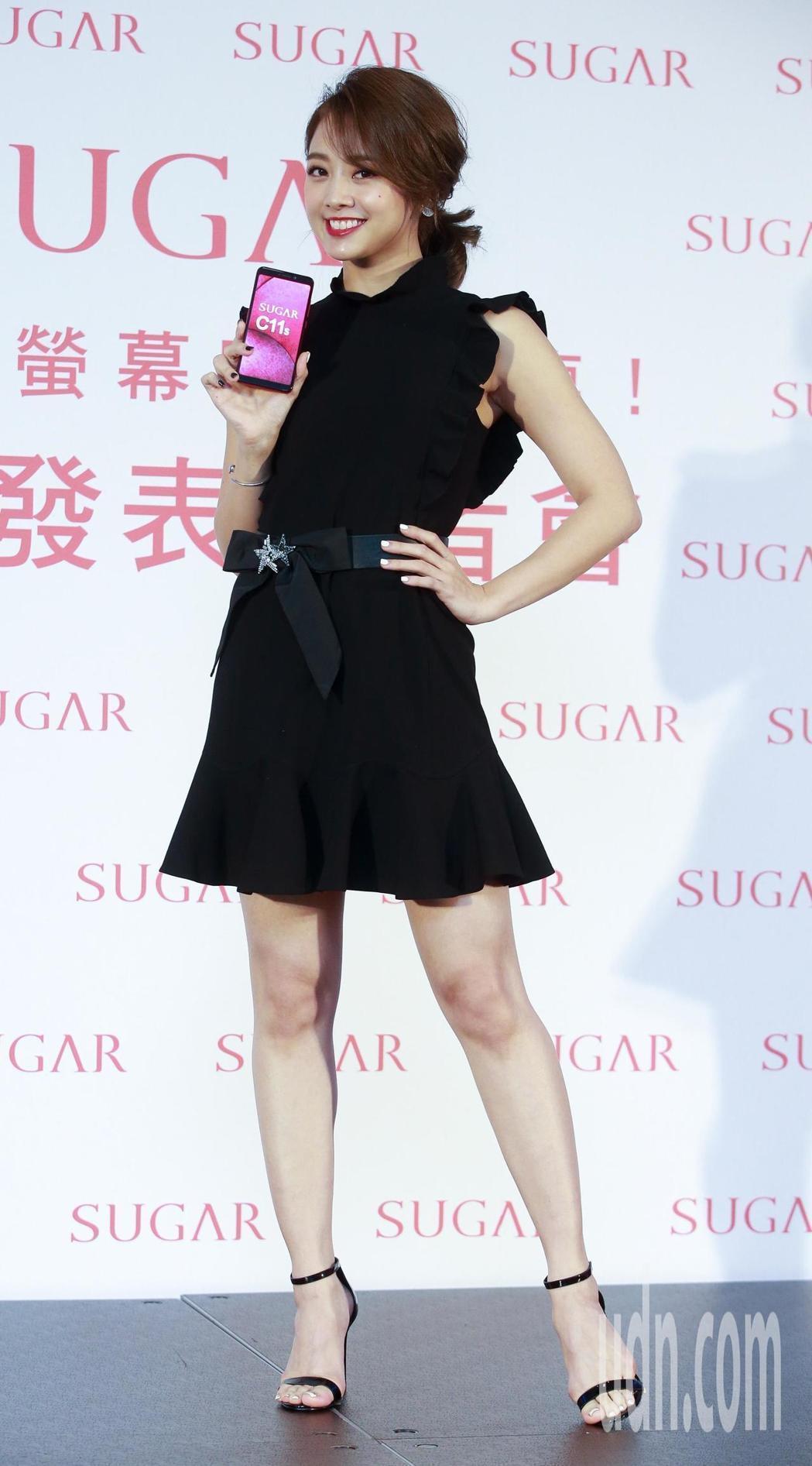 主打愛美女孩美顏拍照手機的 Sugar 今天正式推出新款手機。由吳映潔(鬼鬼)擔...