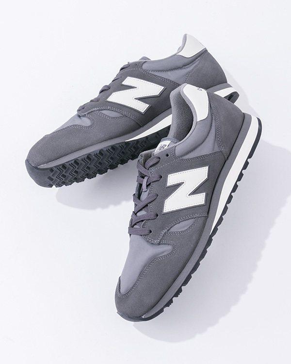 URBAN RESEARCH X NEW BALANCE U520聯名鞋款。圖/...
