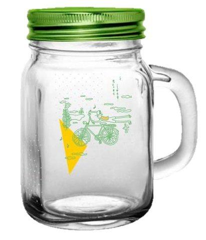梅森罐,集滿400點加價89元可換購1個。圖/全家提供
