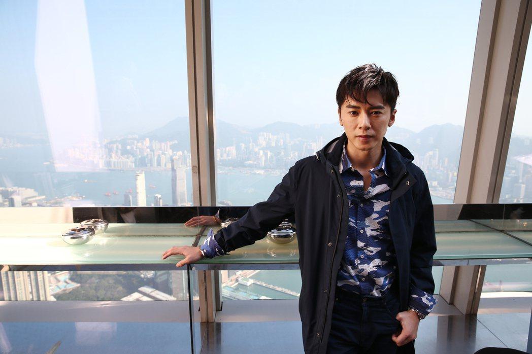李國毅。記者蘇健忠/攝影