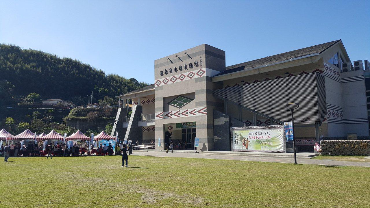 苗栗縣泰雅文物館規畫系列動靜態活動,迎接下個月免費入館。 圖/本報資料照片