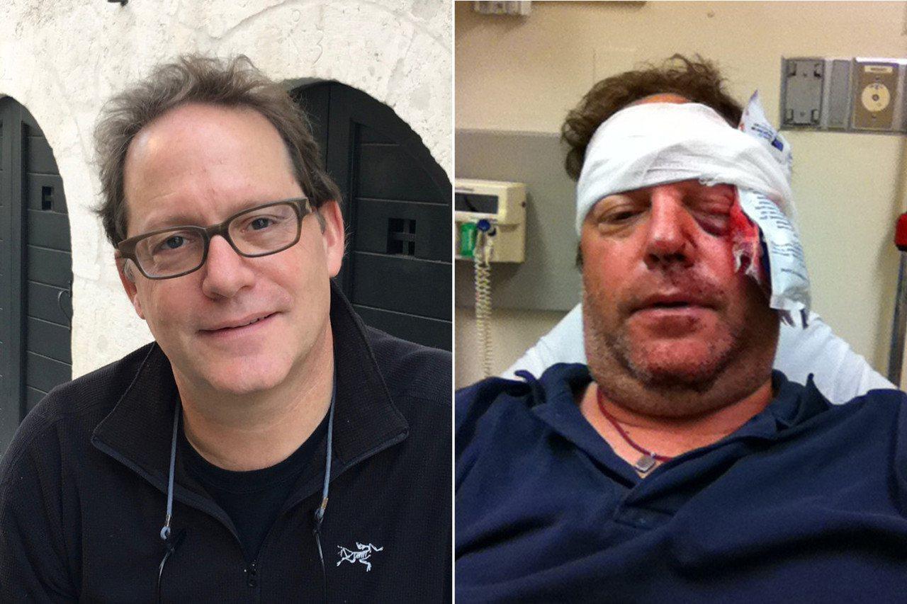 遭界外球砸傷的球迷向洋基球團索賠,但兩次開庭的結果都被判敗訴。 圖擷自New Y...