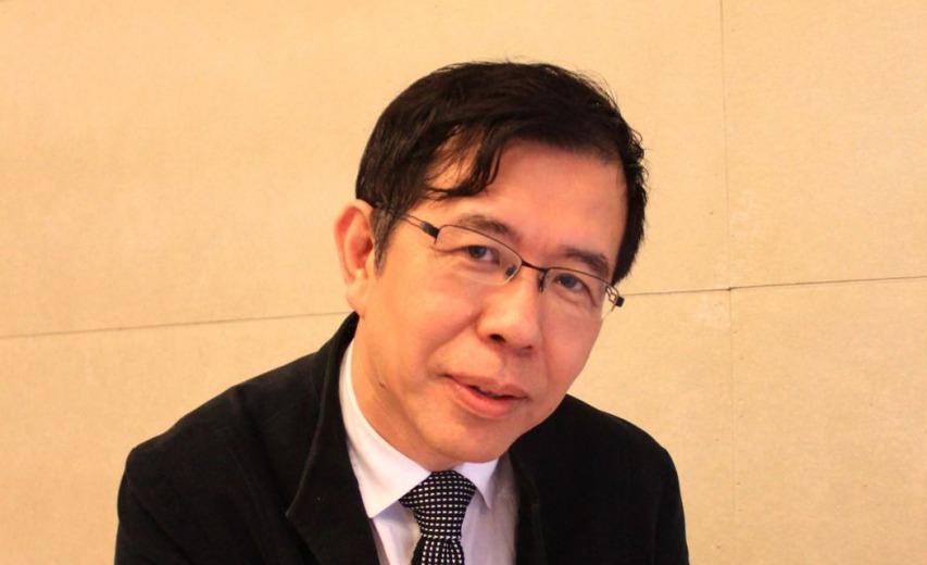 實踐大學講座教授陳超明。本報資料照