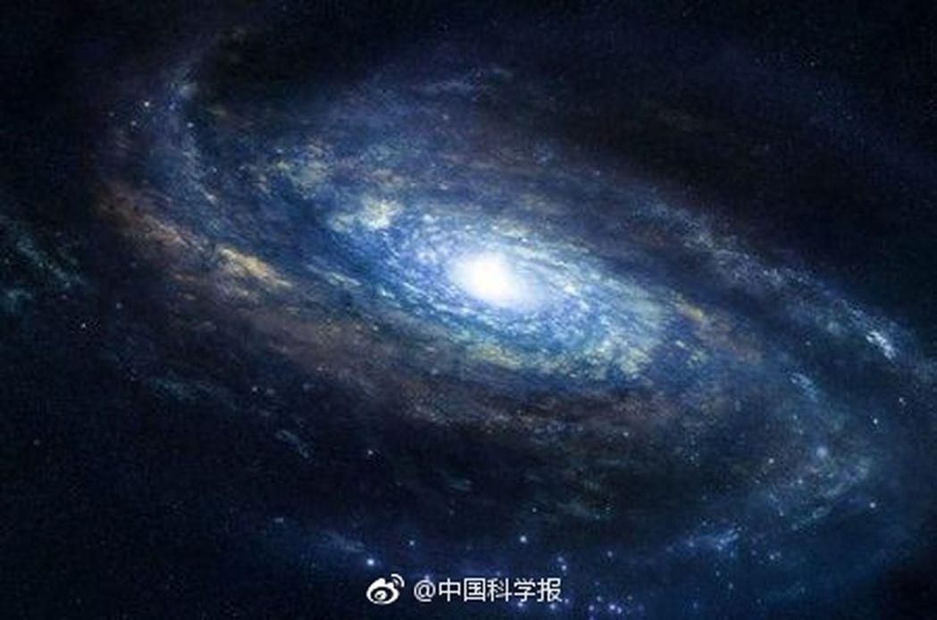 中國科學院國家天文台研究人員劉超、徐岩等人,近日使用LAMOST的紅巨星樣本繪製...
