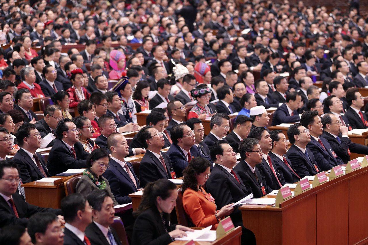 中共19大24日在北京閉幕,「習家軍」卡位中央委員,大獲全勝,後勢可期。中新社