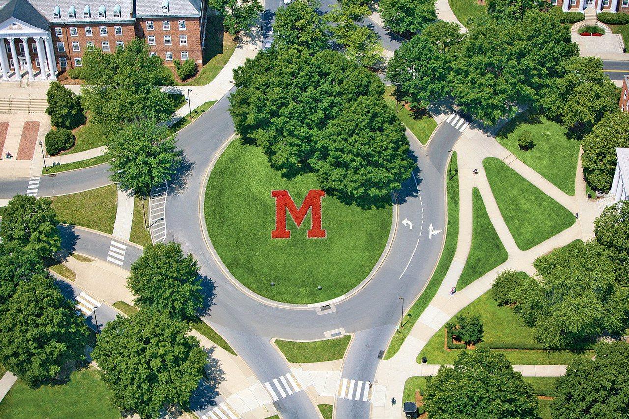 「美國新聞與世界報導」公布全球最佳大學排名,馬里蘭大學學院公園分校名列第50。圖...