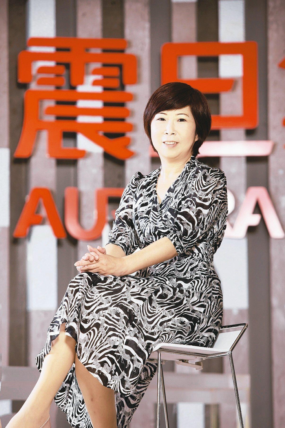 震旦行現任董事長林樂萍,因退休自請提出辭任。 圖/震旦行提供