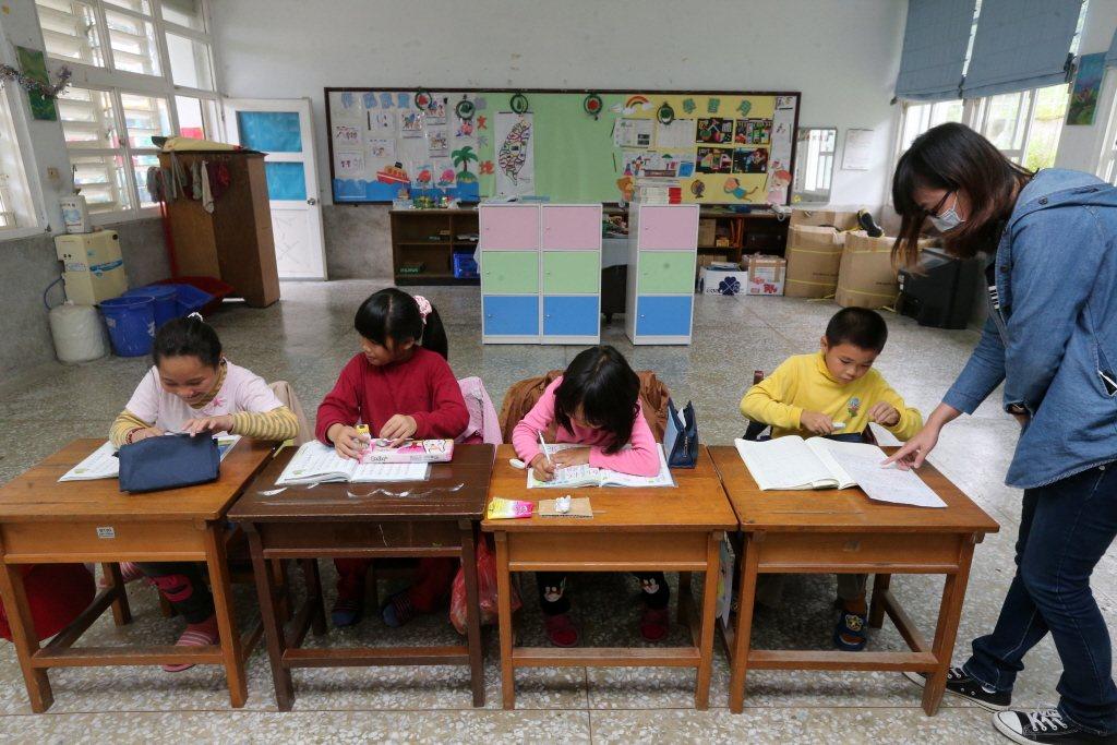邱乾國會表示,教委會審查偏遠地區學校教育發展條例,希望就偏鄉學校的人員、設備、津...