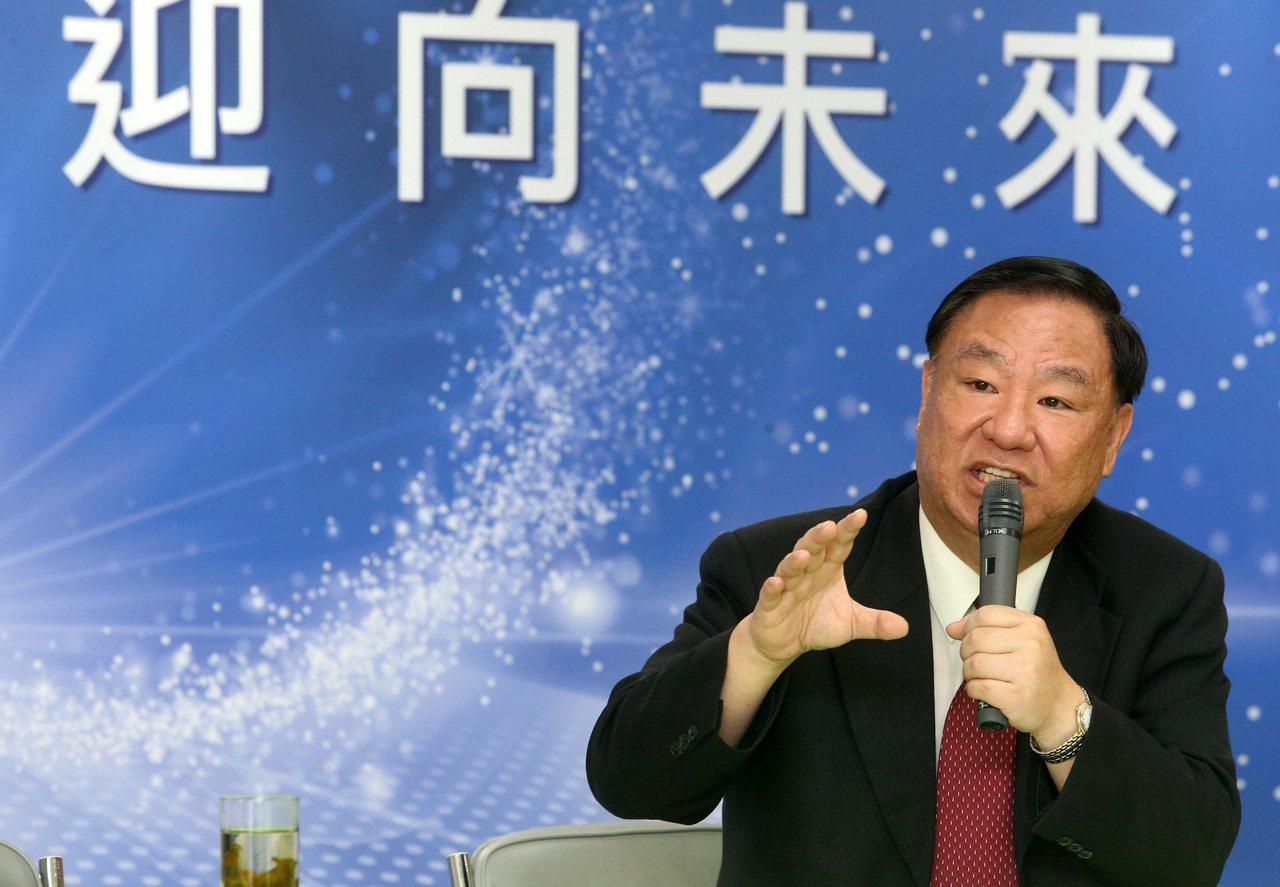 葛永光今日下午則表示,若黨產會在沒有足夠證據下即認定救國團為國民黨附隨組織,那麼...
