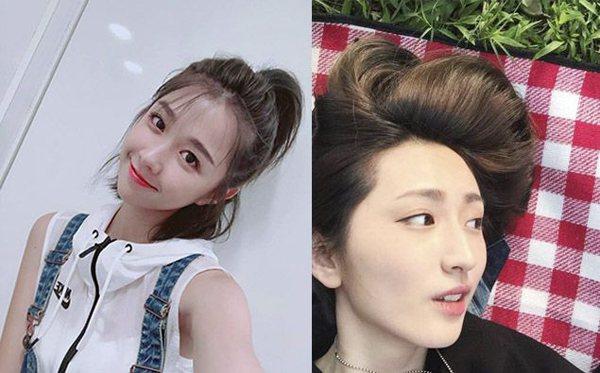 圖/邵雨薇、柯佳嬿粉專,Beauty美人圈提供