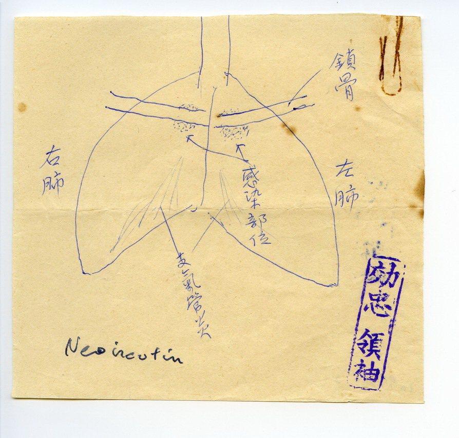 由於監獄中醫療條件不佳,因此柯旗化常請蔡阿李寄送藥品,1975年,柯旗化罹患肺疾...