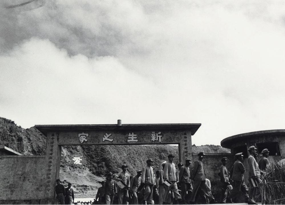 「新生之家」和「革命之門」是監獄的兩座大門,有著特殊象徵的意義。新生由「新生之家...
