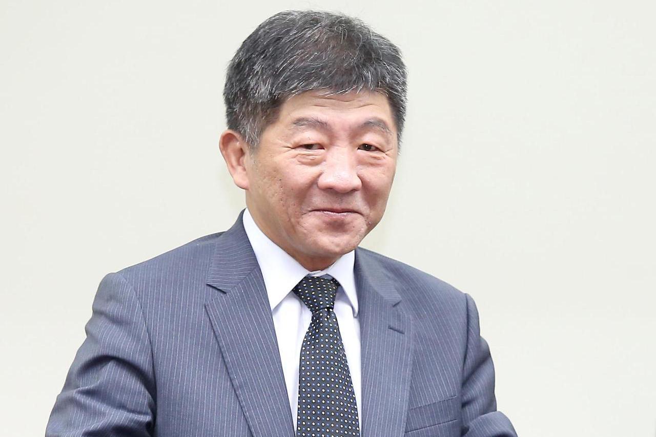 衛福部長陳時中今天上午列席立法院衛環委員會。記者高彬原/攝影