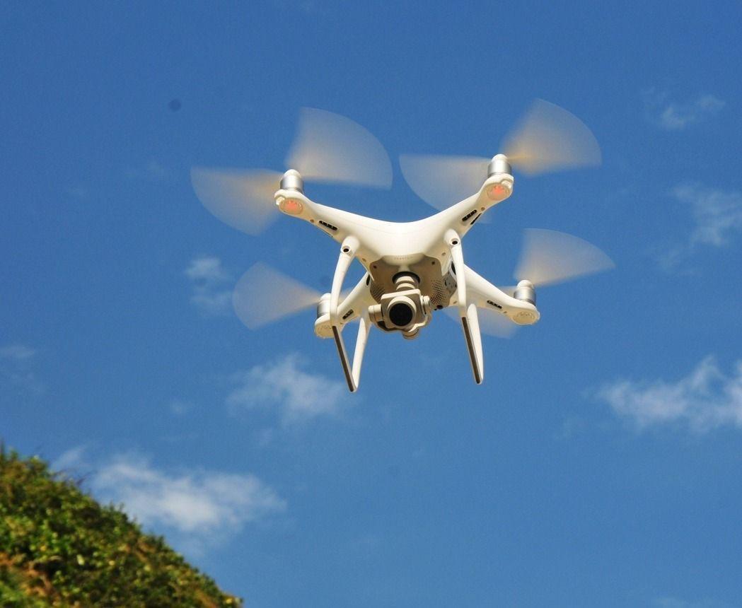 無人機示意圖。聯合報系資料照