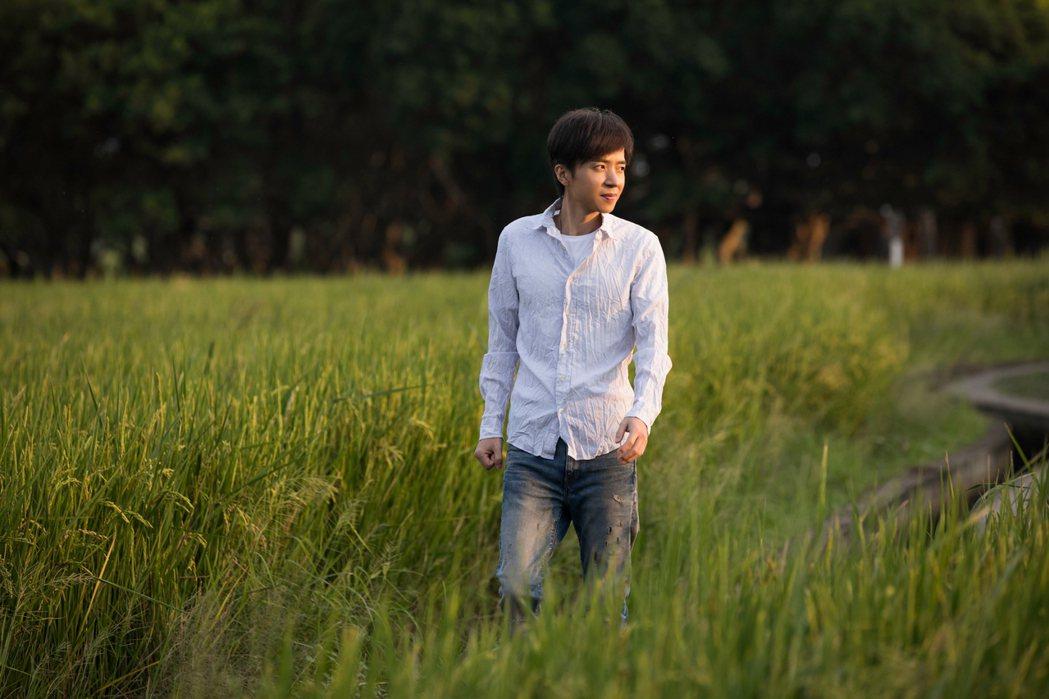 李劍青喜歡獨處。圖/相信音樂提供