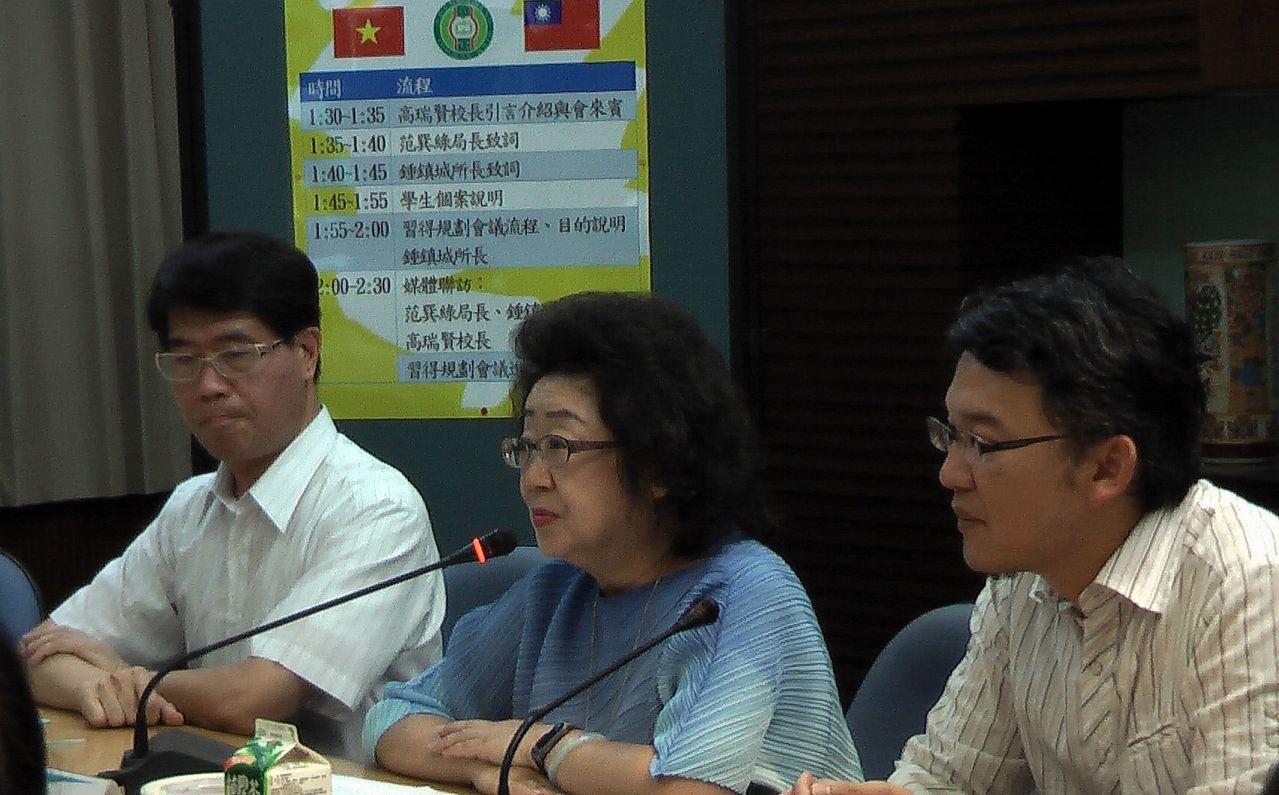 「跨國銜轉」是台灣及周邊國家共同面臨的教育問題,必須正視並解決。記者徐如宜/攝影