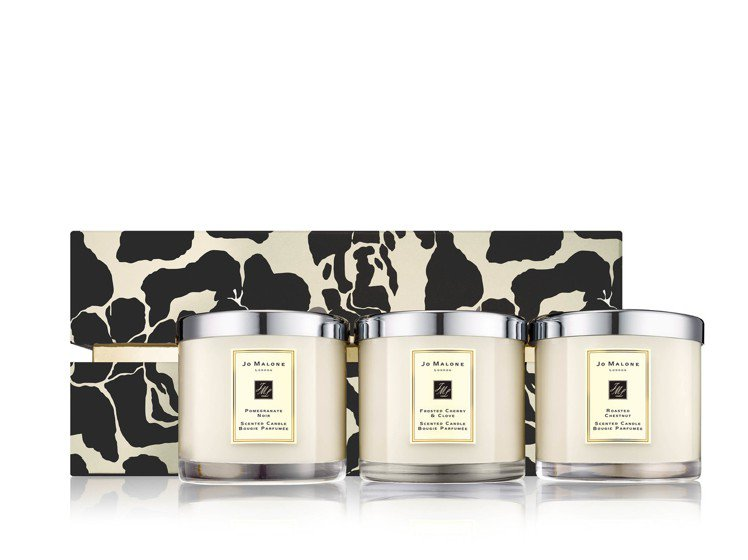Jo Malone精緻香氛工藝蠟燭禮盒,售價26,000元。圖/Jo Malon...