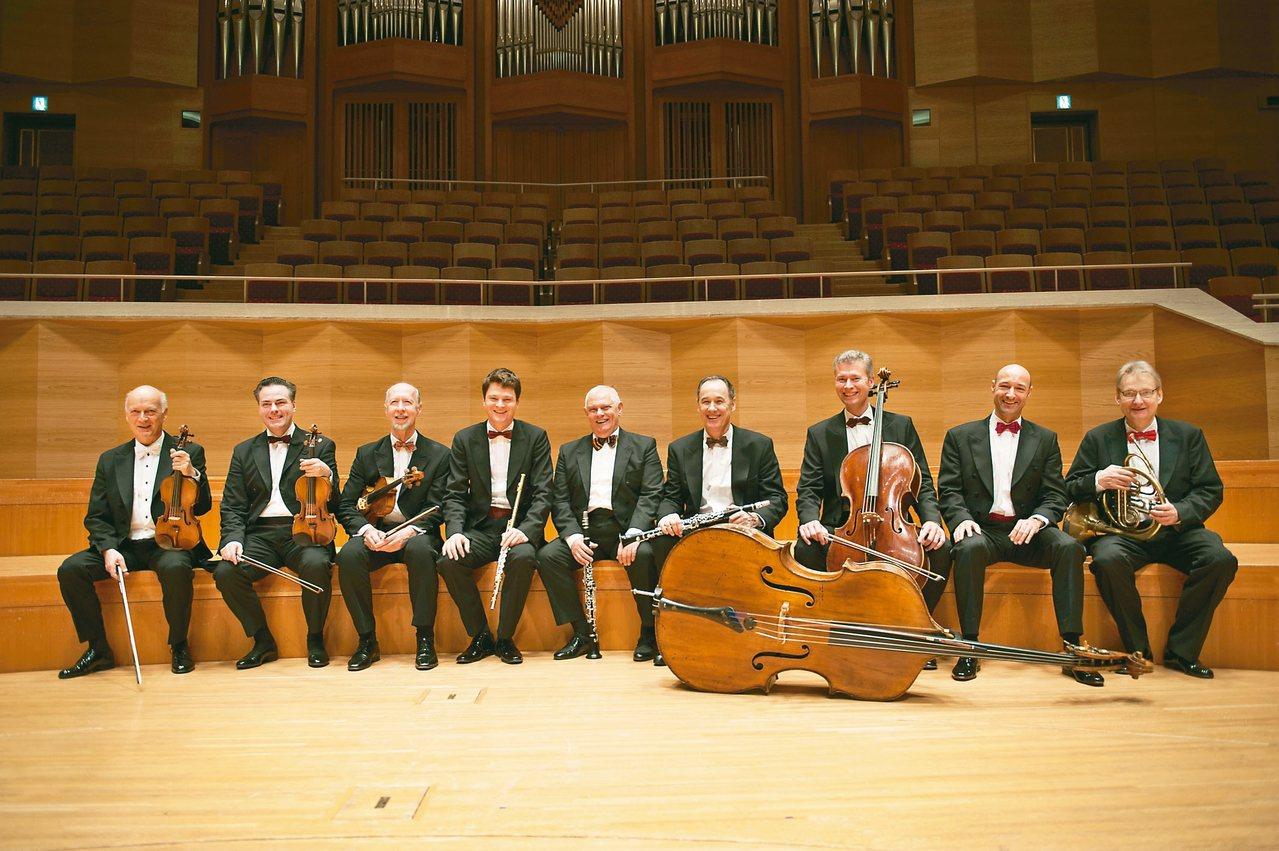 維也納金環愛樂首席樂團由萊納.克諧爾領軍來台演出。 圖/聯合數位文創提供