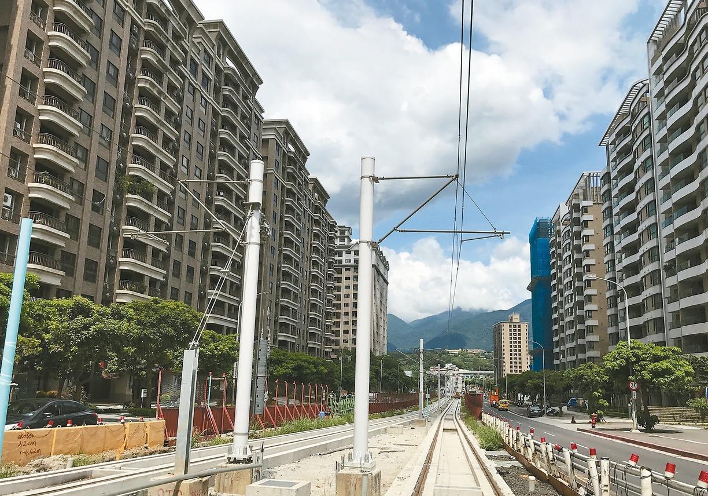 九月建築貸款餘額年增率創兩年來新高,顯見建商信心回升。 本報資料照片