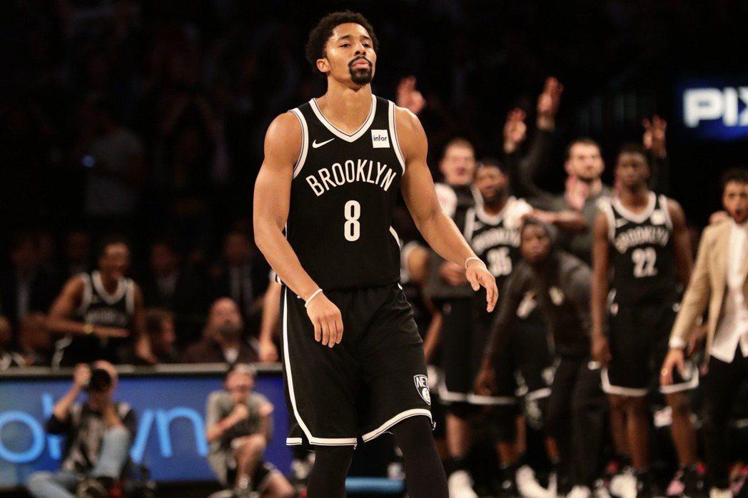 籃網打敗騎士,堪稱今日NBA最大爆冷賽事。 美聯社