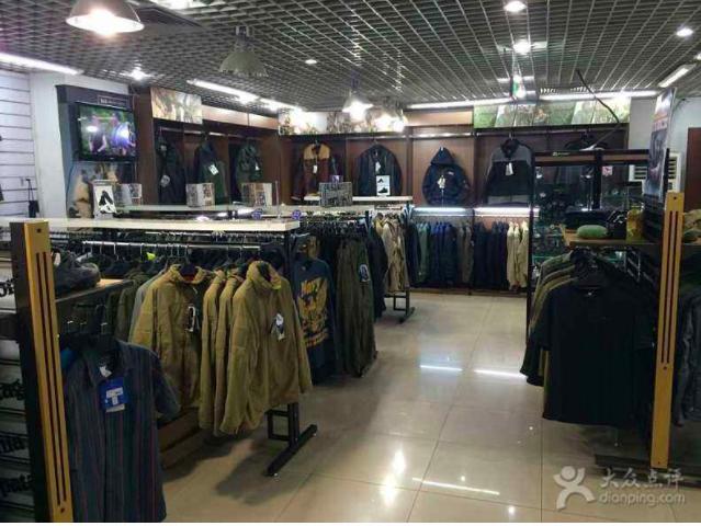 鐵血君品行在北京、上海、深圳等一二線城市設有15家店鋪。 圖/摘自大眾點評網資料...