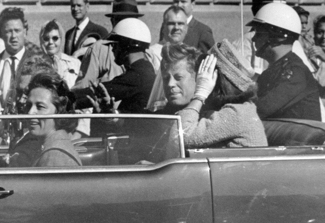 川普政府26日將公布甘迺迪總統1963年11月22日在達拉斯遇刺事件最後一批機密...