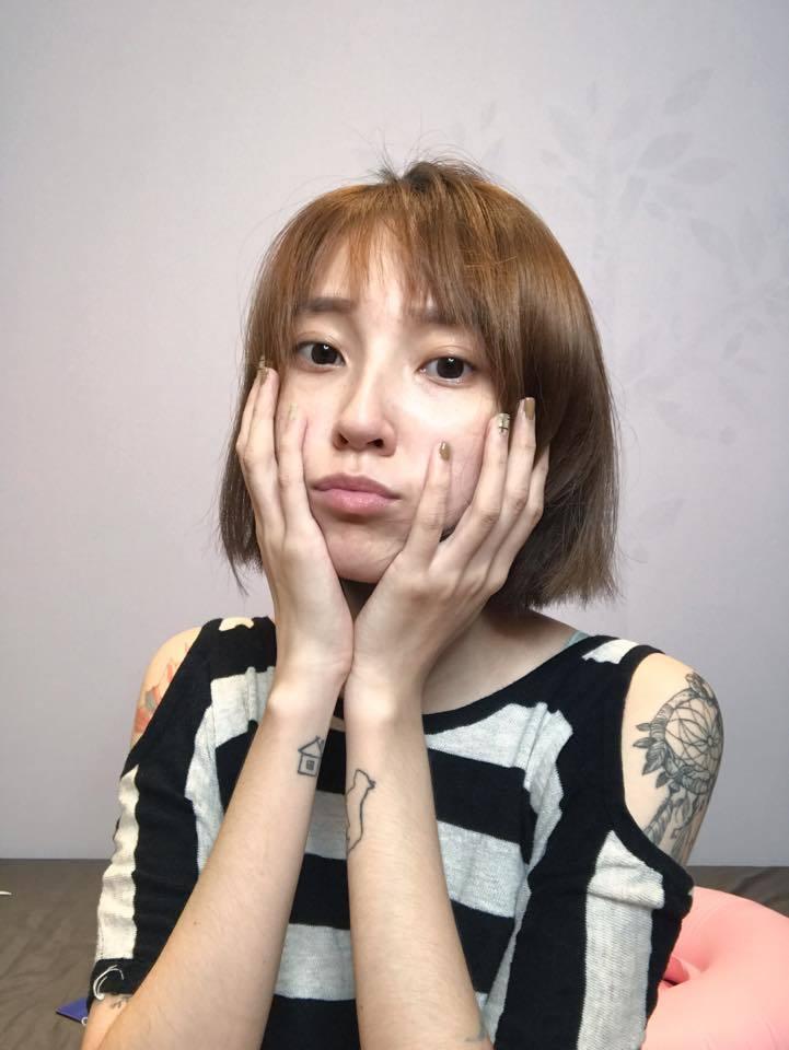 圖/擷自翁馨儀臉書