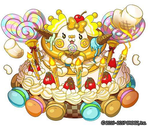 《元素物語》糖果怪大進擊 ★4糖果怪國王