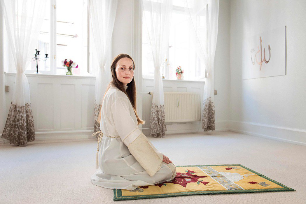 2016年8月,哥本哈根開設了「瑪莉安清真寺」,主持人謝琳.韓康(Sherin ...