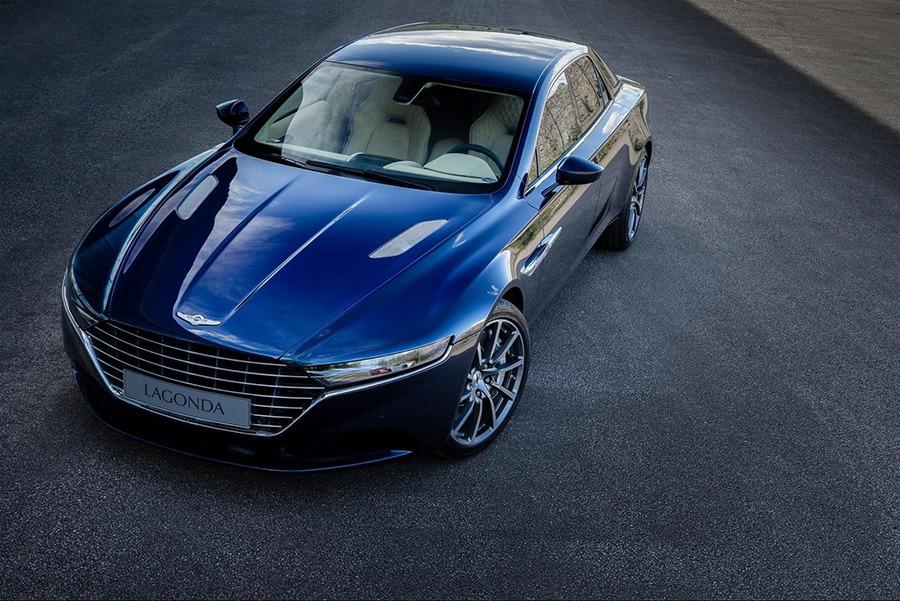 Aston Martin Lagonda將挑戰Bentley與Rolls-Royce