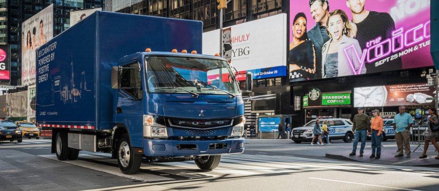 Mitsubishi Fuso Truck提供