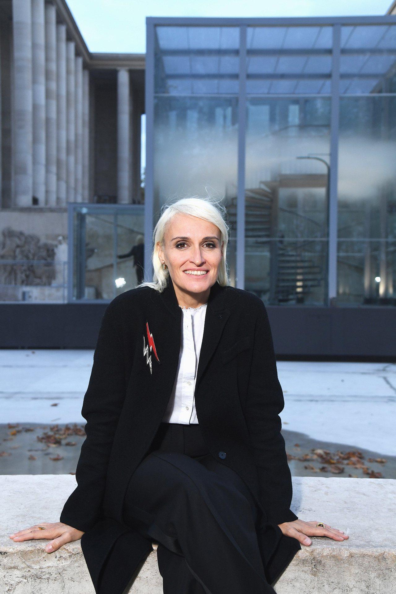 卡地亞首席調香師 Mathilde Laurent。圖/卡地亞提供