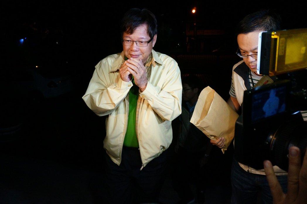 慶富董事長陳慶男。圖/報系資料照
