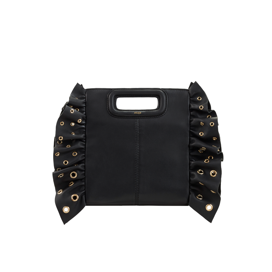 M BAG Ruffle,售價12,290元。圖/Maje提供
