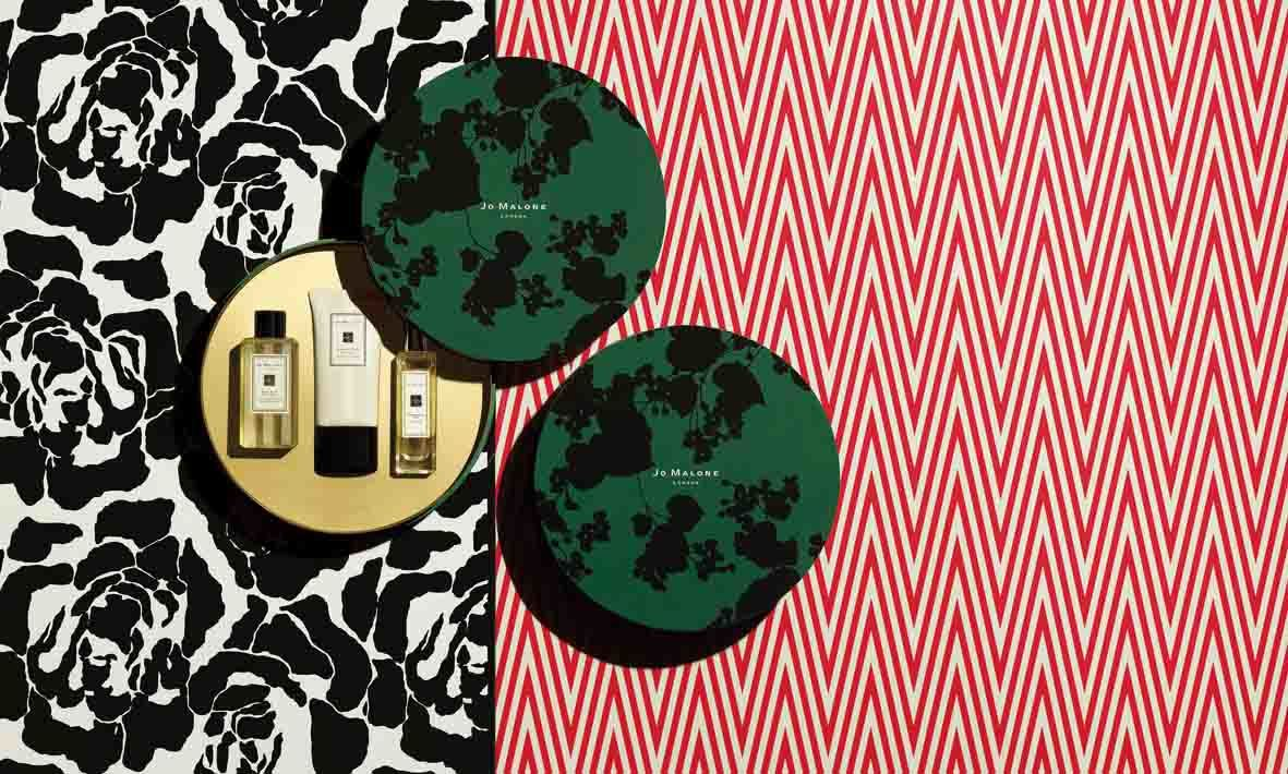 復興SOGO獨家首賣,JO MALONE LONDON 2017耶誕節限定禮盒「...