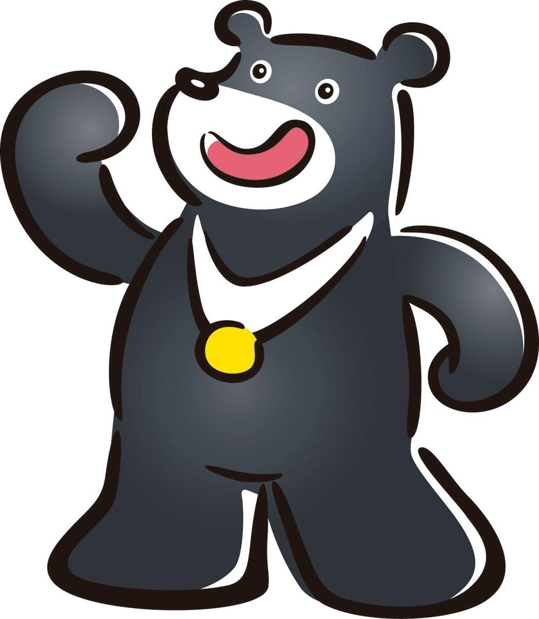 熊讚申請名稱商標註冊被駁回,北市府考慮熊讚加上英文名字Bravo,再度申請。 圖...