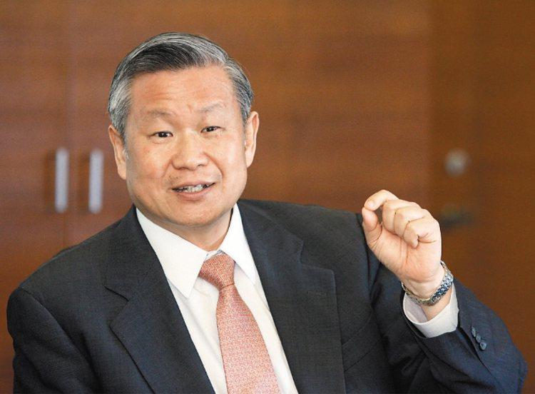旺宏董事長吳敏求。 聯合報系資料照