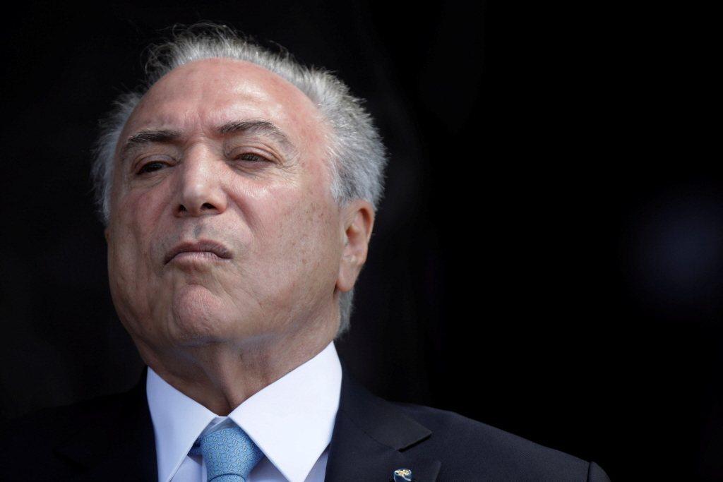 全球最不受歡迎領導人 巴西總統居首