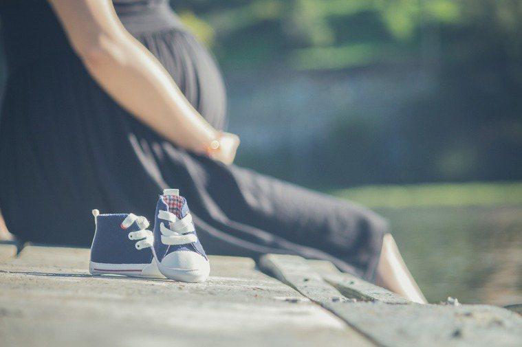 懷孕示意圖。 圖/Pixabay