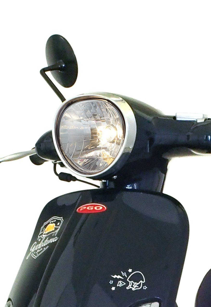 頭燈。圖/PGO提供