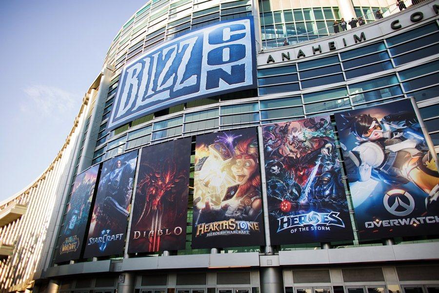 暴雪電競館將於11月3日晚上11時至11月4日上午6時舉行「BlizzCon 零...