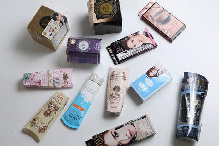 包裝亮、價格低、原料主打本土草本,泰國化妝品在日本、韓國之後,異軍突起。 圖片...