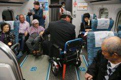 余秀芷/高鐵輪椅席,為身障者開了一道「不便」的窄門