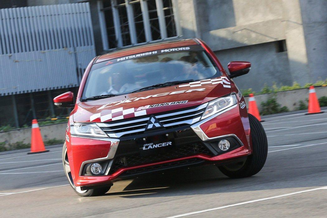亞洲汽車金卡納大賽,13國32位頂尖車手齊聚一堂展現繞錐超強技能。 圖/中華三菱提供