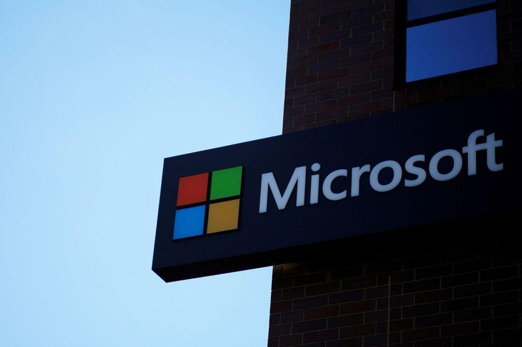Azure的表現使微軟雲端事業毛利率達到57%。(路透)