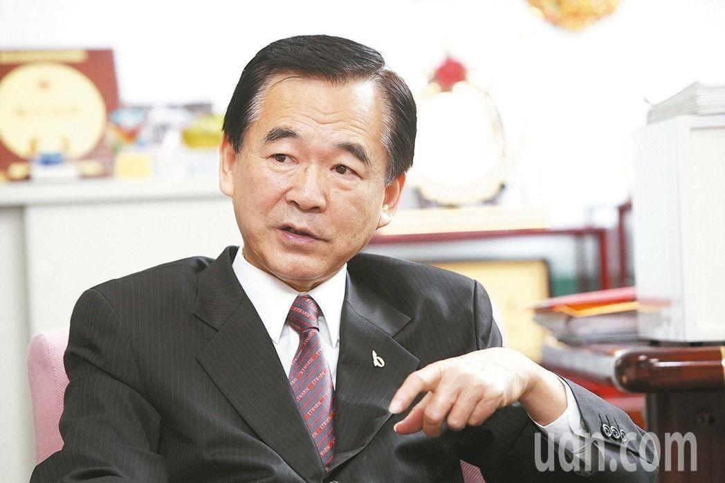 台北市商業會理事長、東森房屋董事長王應傑。 聯合報系資料照